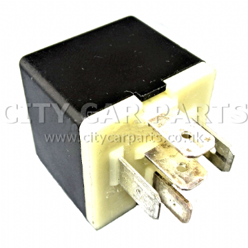 CHRYSLER JEEP DODGE MODELS FROM 1995 TO 2010 MULTI-USE 5 PIN BLACK RELAY 68832C 056006707